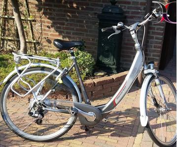 nette sparta elektrische fiets M-Gear, 7 versn+ 3x onde